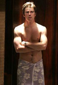 """Slevin (Josh Hartnett) in """"Lucky # Slevin""""."""