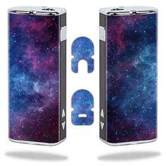 Skin Decal Wrap for Eleaf iStick 20W vapor mod vape sticker Nebula