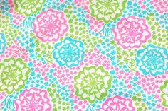 Lilly Pulitzer Vintage early 70s Print: H&S by Pell