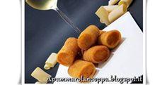Paccheri fritti ripieni. by A pummarola 'ncoppa http://www.ariosto.it/it/ricette/primi/130-paccheri-fritti-ripieni.html