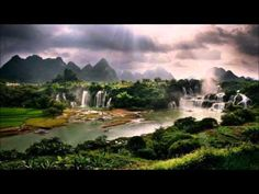 Vietnam is one of the most populous countries in the world.Travel to Vietnam is really a best choice.Here i collect awesome places of Vietnam.You can travel Vietnam in a single click. Laos, Beautiful Waterfalls, Beautiful Landscapes, Places To Travel, Places To See, Tourist Places, Places Around The World, Around The Worlds, Danxia Landform