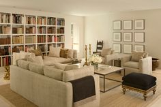 VT Interiors - Library of Inspirational Images: Lime Washed in Light