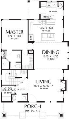 Plan #48-646 - Houseplans.com