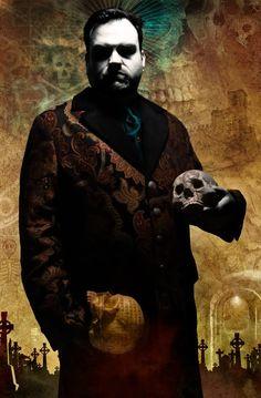 tim bradstreet vampire | ... The 20th Anniversary Edition of VAMPIRE: THE MASQUERADE | SciFi Mafia