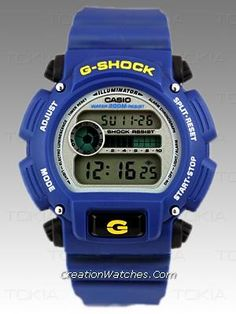 My first ever G-shock I got me