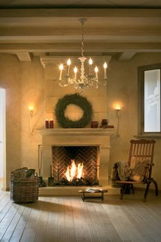 Christmas and an open fire, the smell of woodsmoke...    #indigo #magicalholiday