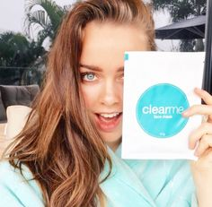 Customised facemask, DIY facemask, Clearme, Mask for skin, Glowing skin, Clay mask