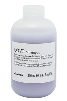 "The Most Delicious-Smelling Hair Products #refinery29  http://www.refinery29.com/best-hair-product-scents#slide-10  Davines Love Shampoo  I get compliments on my ""perfume"" every time I wash and condition with this laundry-scented cleanser. Plus, it smooths like a dream."