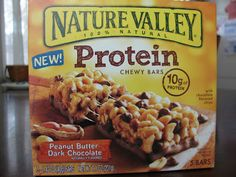 Easy grab and go gluten free snack!