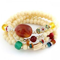 Exquisite Fashion Lucky Bead Multilayer Bracelet