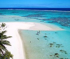 Beautiful Beaches to Visit in 2014: Tetiaroa, Tahiti