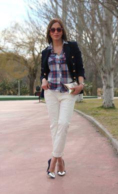 #panambi #zara #mango #mas34shop Pantalón baggy. Pistas de mi armario. Blog de moda y tendencias