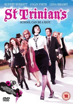 I am using parts of the audio from the Saint Trinian's trailer as some of the voices in my sizzle, and get the others from the mean girls trailer.