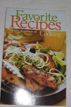 Nicer Dicer Recipe Book
