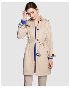 Women trench. Galerna Style.