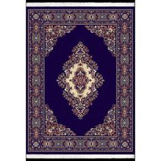 United Weavers, Cathedral Navy 7 ft. 10 in. x 10 ft. 6 in. Area Rug, 940 35364 81 at The Home Depot - Mobile