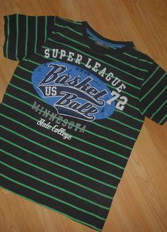 Kaufe meinen Artikel bei #Mamikreisel http://www.mamikreisel.de/kleidung-fur-jungs/kurzarmelige-t-shirts/30277298-t-shirt-gr-152-guter-zustand
