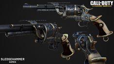 ArtStation - M1 Irons, Ryan Bullock