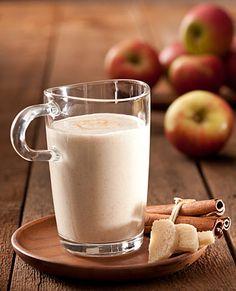 Winter milkshake Baked apple Bratapfel-Milch | Landliebe.de