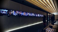 fuse* - Interactive Kinect Videowall on Vimeo