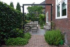 Jaren30woningen.nl | Tuin in #jaren30 stijl