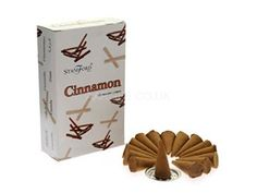 Stamford Cinnamon Incense Cones:  15 Cones per Pack Made in India A great scent by Stamford Use for Prayers or Pleasure Packaging is recyclable