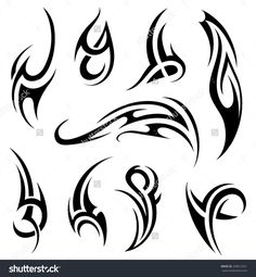 stock-vector-tribal-tattoo-209013241.jpg 1 480×1 600 пикс