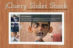 jQuery Slider Shock