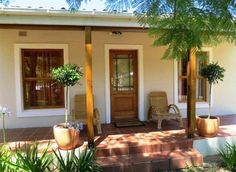 Country Haven Cottage, Swellendam, Western Cape on Budget-Getaways Weekend Getaways, Cosy, Cottage, Patio, Explore, Country, Outdoor Decor, Terrace, Rural Area