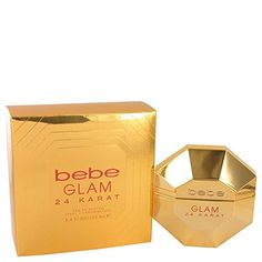 Introducing Bebe Glam 24 Karat by Bebe Eau De Parfum Spray 34 oz for Women. Great Product and follow us to get more updates!