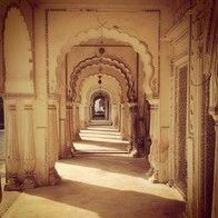 Paigah Tombs, Hyderabad, India