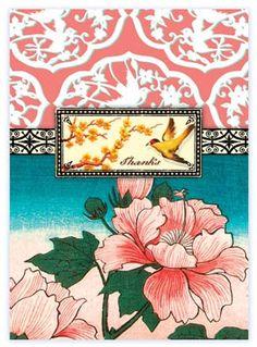 Cartolina card - Thanks CC136