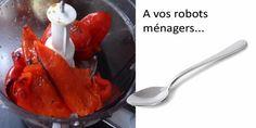 Recettes de cuisine après une gastroplastie: Période Mixée