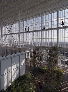 Intesa Sanpaolo Office Building, Turin (Italy) - RPBW (Renzo Piano Building Workshop)