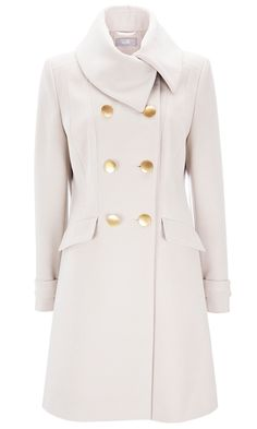 Shop 53 New Season Coats From £32.50 | Wool Grey and Chang'e 3