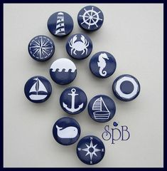 Nautical Drawer Knob, Nautical Decor, Farmhouse Decor, Drawer Pull, Nursery Decor, Drawer Handles, Kitchen Decor, Laundry Room Decor, Vanity ====================================◯=================================== -------{HOW TO PLACE YOUR ORDER}------- 1- Add number desired to quantity box 2-