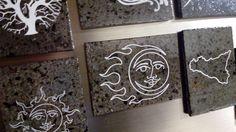 #magnets #Etna #lavastone #handmade #pietralavica #design #stone #decor #craft #sicily #sicilia #art #decal #madeinsicily #original #style #gadget #gift #souvenir