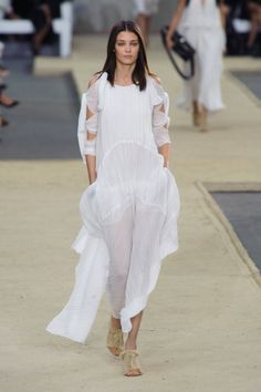 Spring 2014 Runway Report: In the Fold