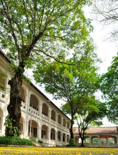 Le Hong Phong High School for the Gifted — Schools — Ho Chi Minh City