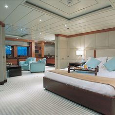 MY LUXURY NOTEBOOK: Private Yacht 52 meters by Alberto Pinto
