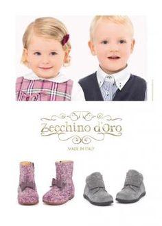 Zecchino D'Oro kinderschoenen
