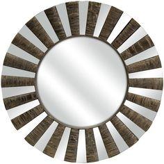 Saeran Wall Mirror $238 at Joss & Main