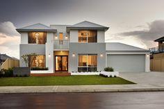 The Ashford by In-Vogue - Alderham Drive, Southern River WA #Perth #Displayhomes #TwoStoreyHomes
