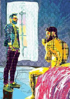 I'll love you till Tuesday, www.francescomessina.net