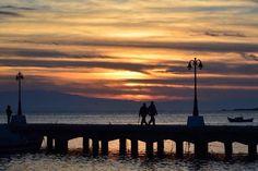 """Σκέψεις: """"Το Σήμερα άφησε  πίσω του το Χθες"""" γράφει ο Τάσος... Celestial, Sunset, Outdoor, Outdoors, Sunsets, Outdoor Games, Outdoor Life, The Sunset"""