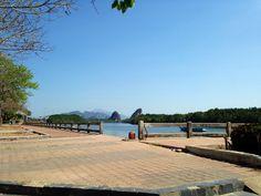 Krabi Town Pier. Krabi Town, Costa, Sofia Rose, Thailand, Traveling, Country Roads, Explore, Viajes, Trips