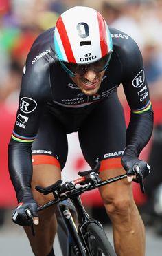 Spartacus!!!  Fabian Cancellara 2012 time trials