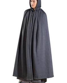Katuo Meditation Buddhist Monk Hooded Cloak Plus Size Monk Outfit Gray KATUO http://www.amazon.com/dp/B00T00HKA4/ref=cm_sw_r_pi_dp_QIYsvb09QVFNX
