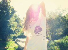 Therese Fischer In 9 Lives Tee