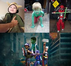 With it being the Unofficial National Day of Cosplay, we bring you one last but not least costoberfest feature: the future of cosplay & costuming!     Happy Halloween & Costoberfest everyone! Stay tuned for my recap post at marvel.com/cosplay
